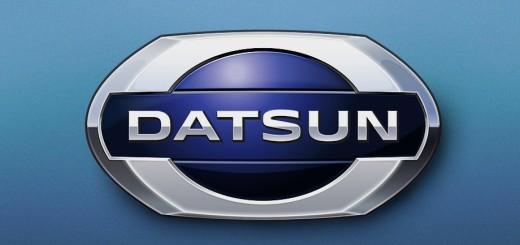 Эмблема автомобильного бренда Datsun
