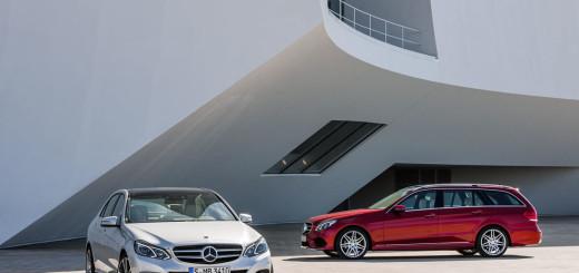 Автомобили Mercedes E-класса 2014 модельного года