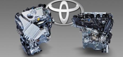ДВС Toyota 1,2 л, турбо + VVT-iW