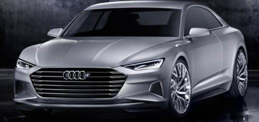 Audi Prologue – концепт будущего семейства A6