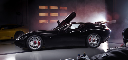 Автомобиль il Mostro, бренд Zagato