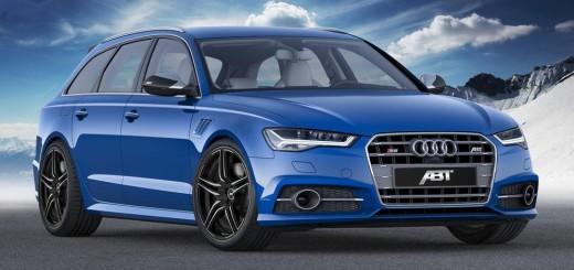 Универсал Audi S6 в версии ABT