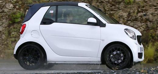 Smart Cabrio, 2015 (2016?) модельный год
