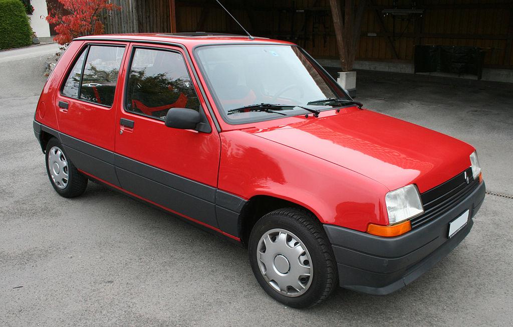 Renault R5, хэтчбек