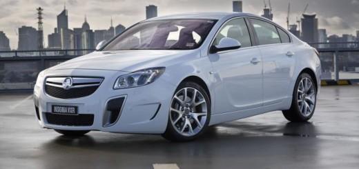 Седан Insignia VXR, бренд Holden