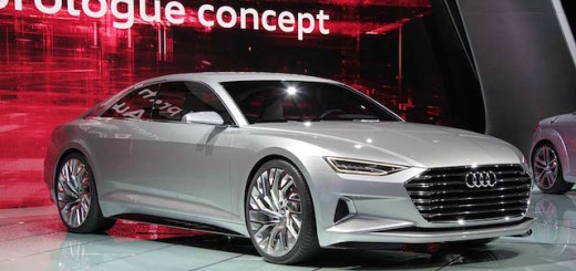 Концепт Prologue (Audi A7 2017)