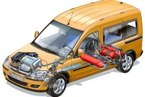 ГБО может устанавливаться на любые автомобили