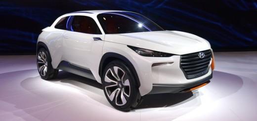 Концепт внедорожника Hyundai Genesis