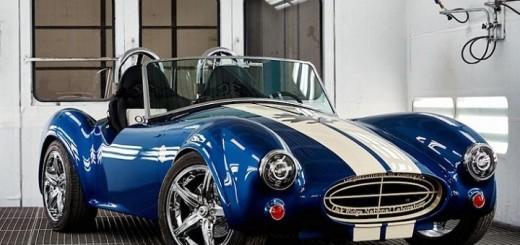 Shelby Cobra AC, 3D-копия с мотором
