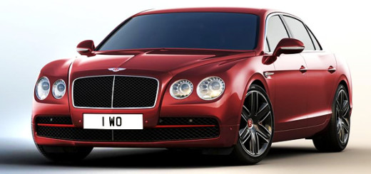Bentley Flying Spur, 2015 год