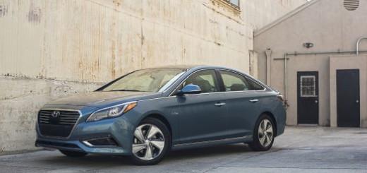 Седан Sonata Hybrid-2016, бренд Hyundai