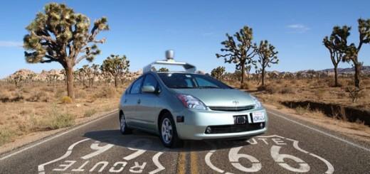 Беспилотный автомобиль Toyota Prius