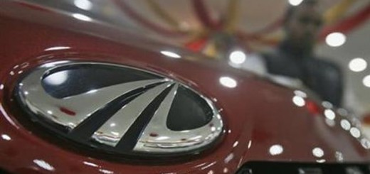 Mahindra, логотип компании