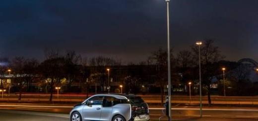 Зарядка для АКБ электрокаров и гибридов Light and Charge