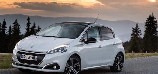 Peugeot 208, рестайлинг 2015-го