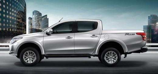 Mitsubishi Triton 2015-го модельного года