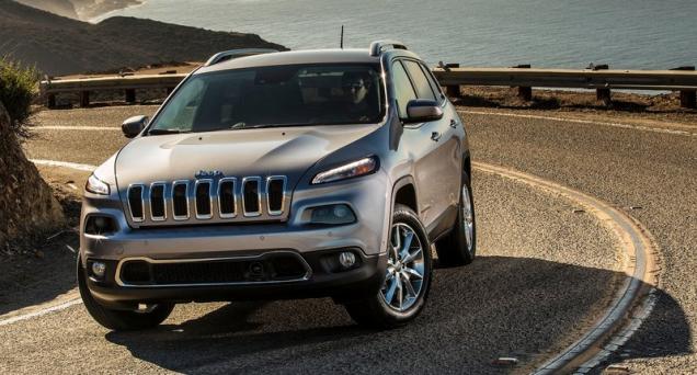 Jeep Cherokee 2013-го модельного года