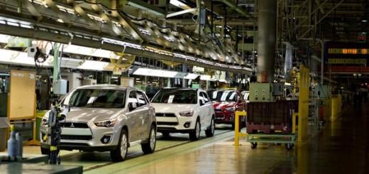 Автозавод Mitsubishi Motors, США, штат Иллинойс