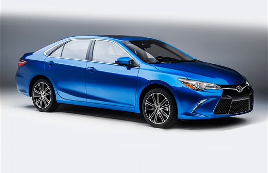 Toyota Camry Special Edition-2016