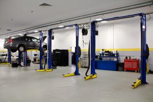 Современное оборудование СЦ Volkswagen