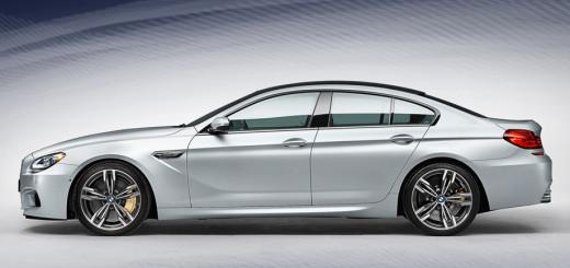 Седан BMW M6