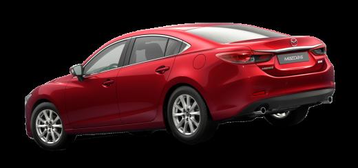Mazda 6, 2014 год