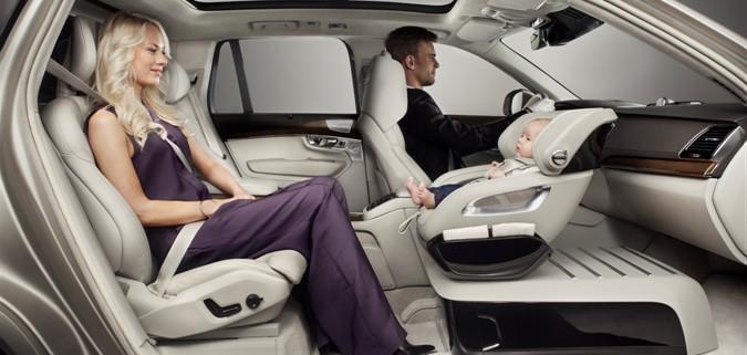 Новая разработка Volvo, 2015 год