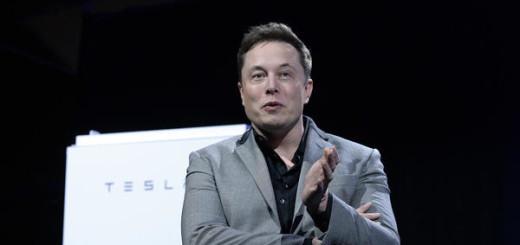 Элон Маск, руководитель компании Tesla Motors