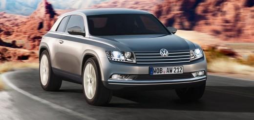 Volkswagen Tiguan Coupe (не R), 2017 год