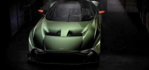 Aston Martin Vulcan, 2015 год
