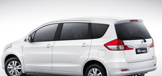 Suzuki Ertiga-2016