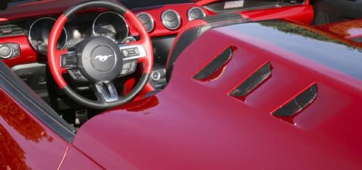 Fisker Speedster, 2014 модельный год