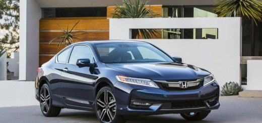 Автомобиль-купе Honda Accord 2016