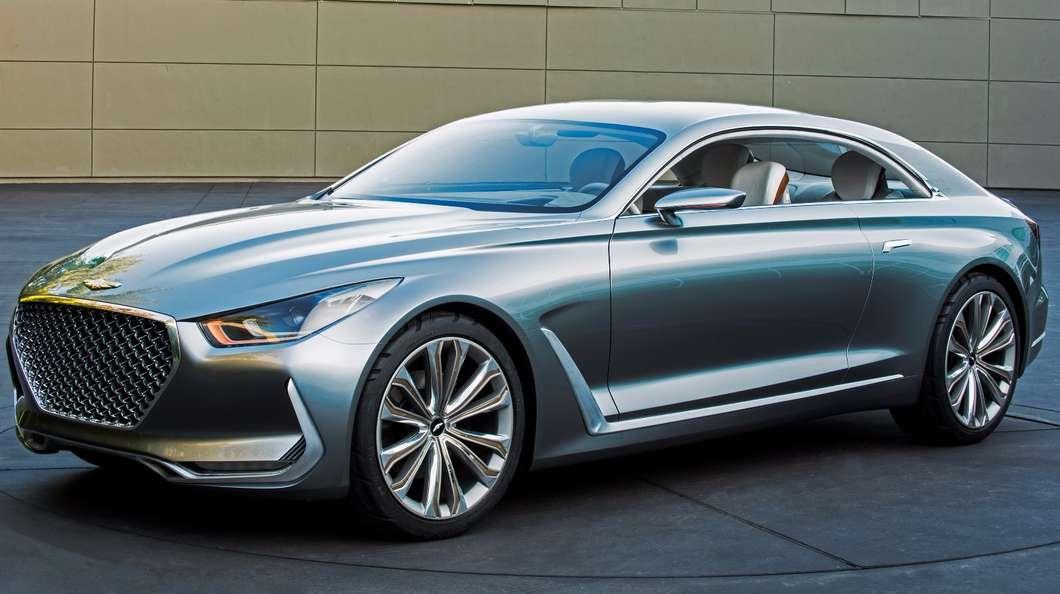 Концепт Hyundai Vision G, 2015 год