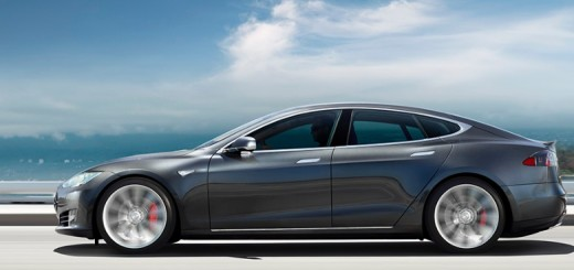 Седан-электромобиль Model S