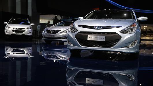 Hyundai Sonata – 2011