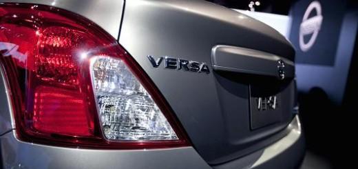 Nissan Versa, 2011 год