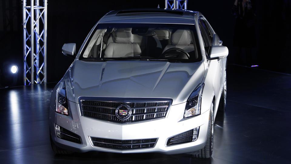 Cadillac ATS-2013