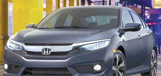 Honda Civic – 2016, седан