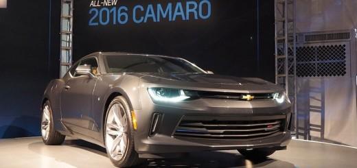 Chevrolet Camaro SS-2016
