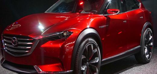 Mazda Koeru, сентябрь 2015-го