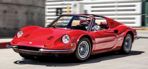 Ferrari Dino, классическая модель