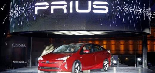 Toyota Prius IV, 08.09.15