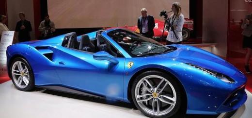 Одна из новинок бренда Ferrari 2015 года