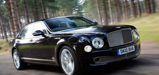 Bentley Continental Flying Spur – 2011