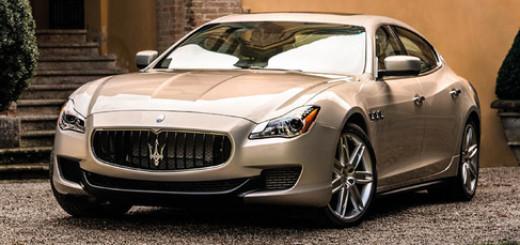 Maserati GTS Quattroporte V8 – 2014