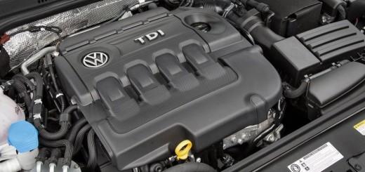 Турбированный дизель Volkswagen