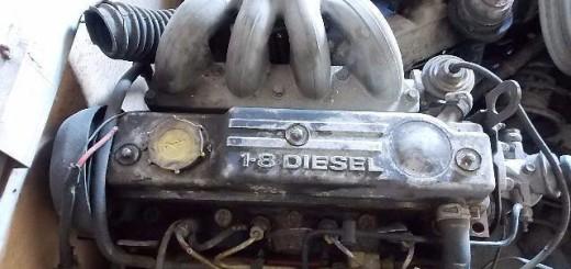 Легковые дизели Ford Motor