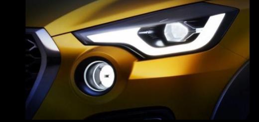 Кроссовер Datsun, который готовится к премьере в 2015 году