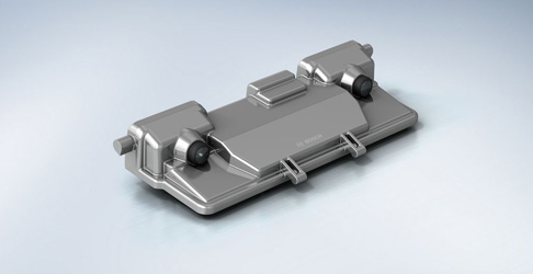 Камера-стереоскоп Bosch (крепится к зеркалу)